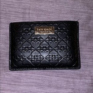 Kate spade mini wallet/card holder